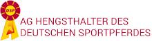 AG Hengsthalter des  Deutschen Sportpferdes Logo